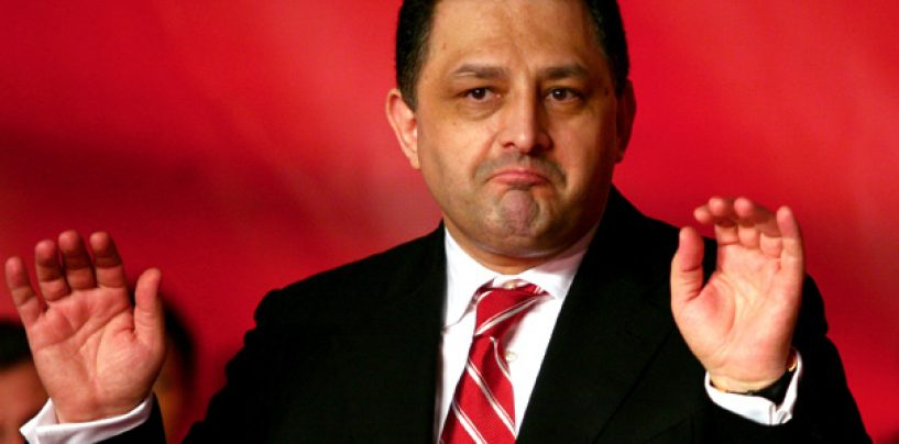 Marian Vanghelie, calcat de procurori si politisti. El este este suspect de trafic de influenta si abuz in serviciu