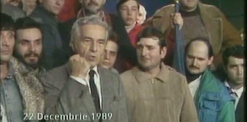 Raportul comisiei senatoriale despre Revolutia romana. Cum s-au derulat evenimentele din Decembrie 1989, in context international