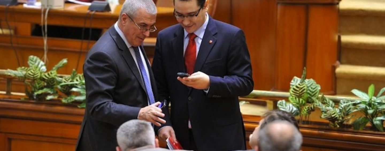 Calin Popescu Tariceanu, la Guvern. Negocieri pentru ca PLR sa intre in noul Cabinet