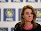 Alina Gorghiu (PNL): Guvernul Ponta este unul subred. Liberalii se pregatesc sa vina la putere