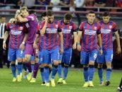Steaua Bucuresti a inregistrat o noua sigla la OSIM. Noile culori ale clubului: galben si albastru