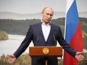 Vladimir Putin a fost exclus de la o intalnire a marilor puteri pe tema holocaustului