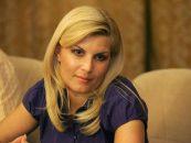 Elena Udrea: Alegerea lui Klaus Iohannis in functia de presedinte a fost intamplatoare