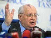 Mihail Gorbaciov: A izbucnit un nou razboi rece intre Rusia si SUA. Ar putea sa se transforme intr-un conflict armat