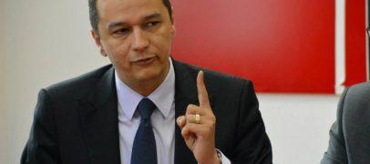 Premierul Sorin Grindeanu va propune președintelui Klaus Johannis înlocuirea ministrului Daniel Constantin