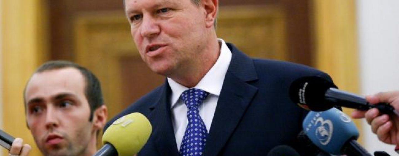Iohannis: am solicitat sprijinul Frantei pentru aderarea la spatiul Schengen