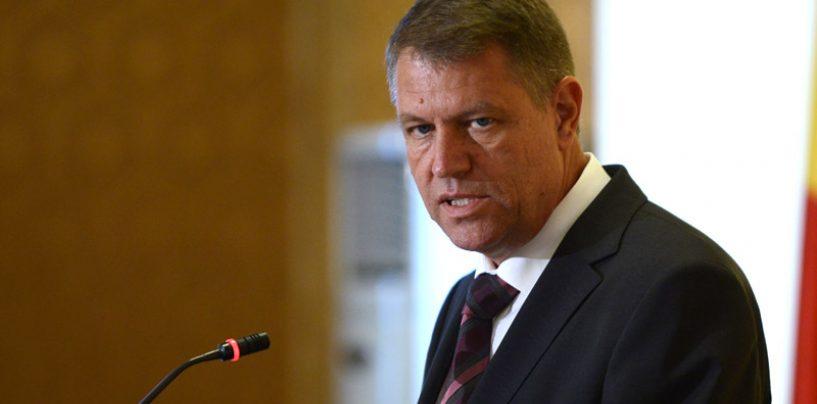 Klaus Iohannis: Unul dintre obiectivele justitiei este ridicarea MCV. CSM ar trebui sa sanctioneze scurgerile din dosarele penale. Procurorul general ar trebui sa faca parte din CSAT