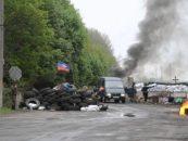 Ucraina: Noi lupte intre armata si rebelii rusi pentru controlul aeroportului din Donetk