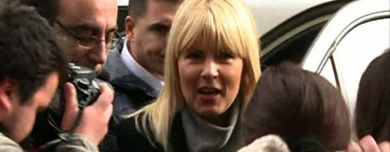 Oficial: DNA a pus-o sub acuzare pe Elena Udrea pntru spalare de bani si fals in acte
