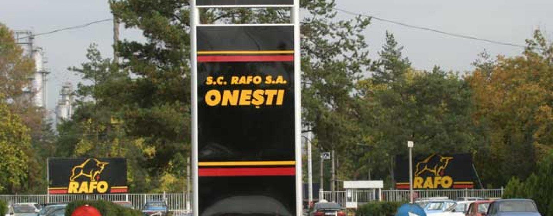 Rafinaria Rafo Onesti ajunge la fier vechi. Conducerea a decis dezmembrarea fabricii
