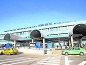 Aeroportul Otopeni, pus la dispozitia operatiunilor de trasport ale SUA