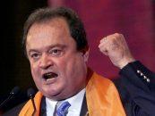 O solutie convenabila in PNL: Varujan Vosganian sa-si dea demisia din partid. Dar ramane in Parlament!