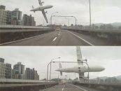 Taiwan/ 12 morți, 16 răniți și alte 30 de persoane date dispărute, în urma prăbușirii unui avion al companiei TransAsia Airways