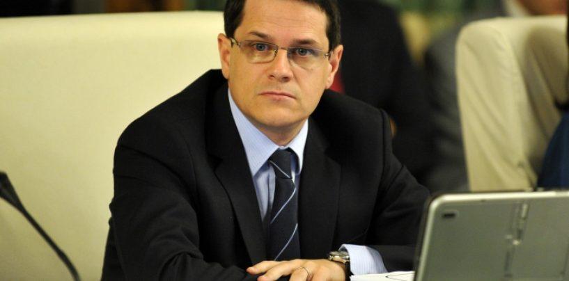 Eduard Hellvig a primit votul parlamentarilor din comisia de  control a SRI