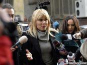 Elena Udrea, in catuse/ Ea a fost retinuta 24 de ore pentru trafic de influenta si spalare de bani