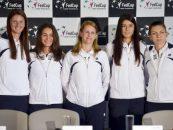Nationala de tenis, gata pentru meciurile din Fed Cup