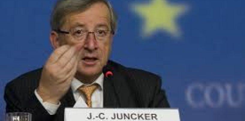 Junker si Tsipras, fata in fata cu viitorul UE