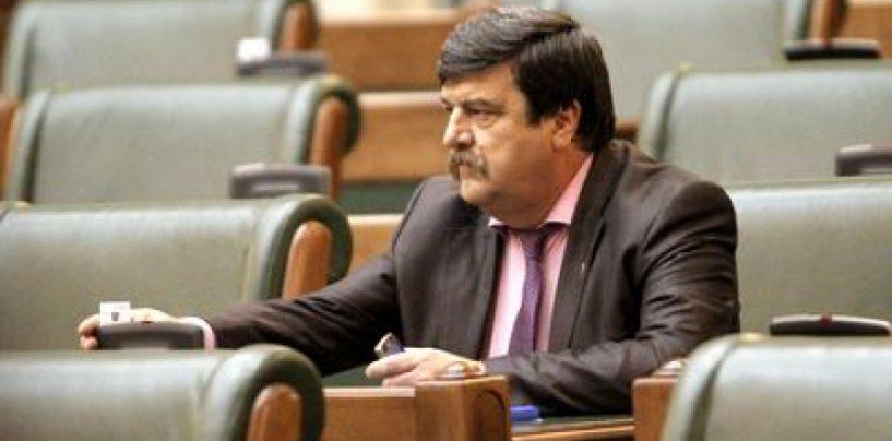 Toni Grebla a demisionat din functia de judecator al Curtii Constitutionale