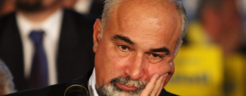 Lacrimile l-au salvat pe Varujan Vosganian. Senatorii au respins cererea de arest pentru senatorul PNL