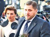 Ginerele lui Traian Basescu, suspect in dosarul de trafic de influenta a fiului fostului presedinte moldovean, Petru Lucinschi