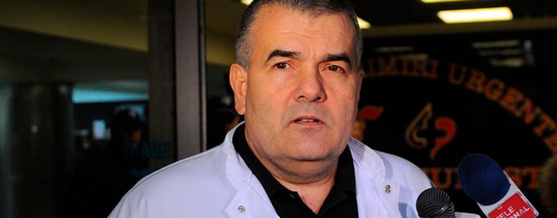 Medicul Serban Bradisteanu, condamnat la un an de inchisoare cu suspendare in dosarul de favorizare a infractorului Adrian Nastase