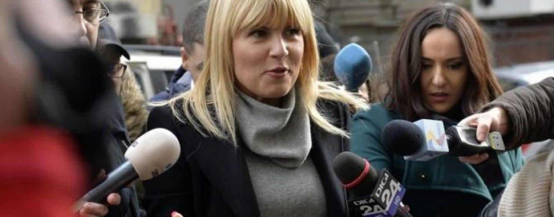 Elena Udrea ramane in puscarie. Magistratii i-au prelungit mandatul de arest preventiv inca 30 de zile