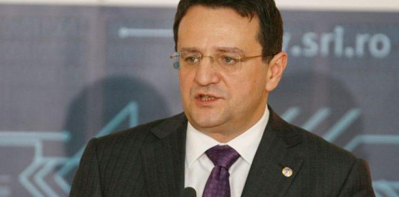 George Maior: Il voi sustine pe Eduard Hellvig la conducerea SRI