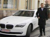O limuzina ultimul tip pentru linistea presedintelui Klaus Iohannis