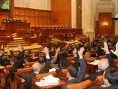 Darius Valcov intra, Dan Sova scapa. Parlamentarii au votat pentru arestarea lui Valcov si impotriva retinerii lui Sova