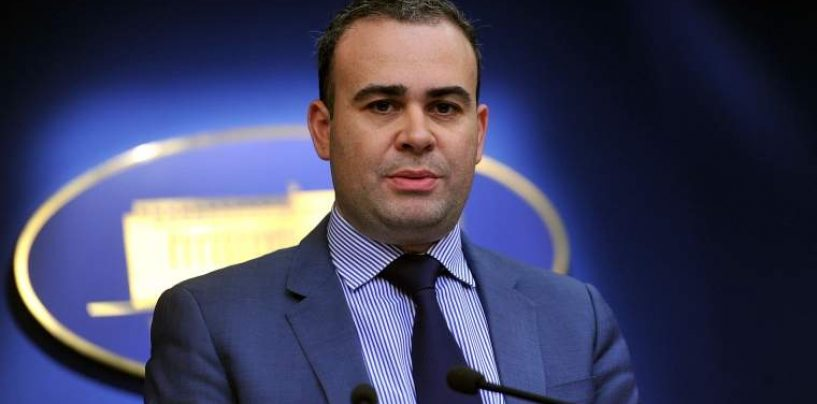 Darius Valcov: Cresterea economica si incasarile mai mari la buget vor acoperi scaderea fiscala din 2016
