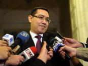 Victor Ponta nu sta de vorba decat cu jurnalistii care isi platesc darile la stat