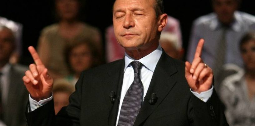 Traian Basescu: Vreau sa le arat celor din PMP ce sa nu faca. Sa le impartasesc din experienta mea
