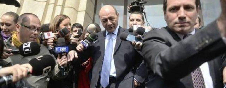Traian Basescu, din nou la Parchetul General pentru a da socoteala in dosarul de santaj