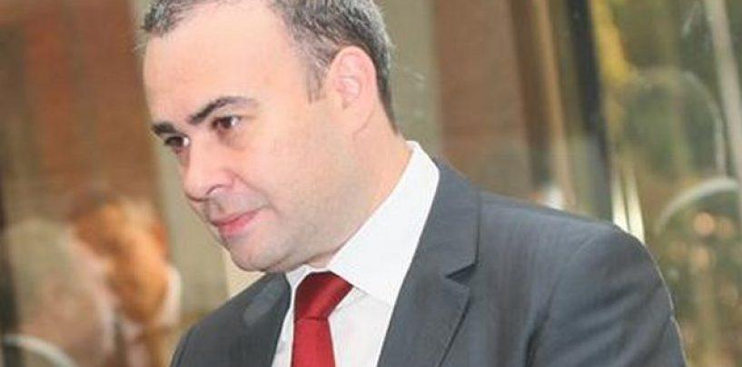 Darius Valcov vroia sa-si deschida o galerie de arta intr-o cladire din Dorobanti