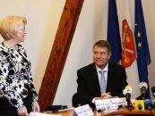 Cum si-a lasat Klaus Iohannis oamenii de baza de la primaria Sibiului in stare de incompatibilitate