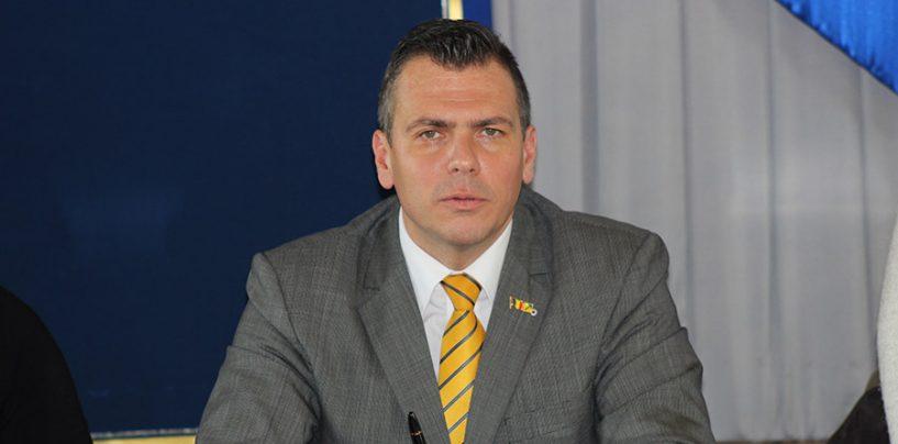 Presedintele CJ Satu Mare, Adrian Stef,  propune schimbarea denumirii judetului