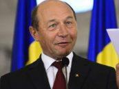 Traian Basescu: Klaus Iohannis, doar cu postari pe Facebook isi pierde vremea