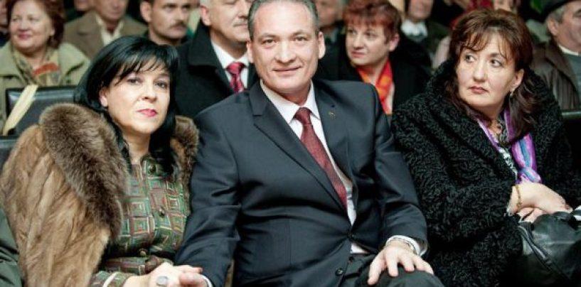 Sotia senatorului Alexandru Cordos, retinuta de procurorii DNA. Intreaga familie este urmarita penal