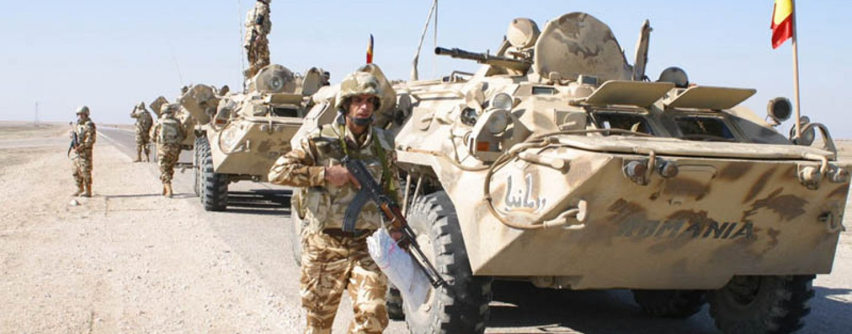 Soldatii romani, din nou victime ale atentatelor din Afganistan