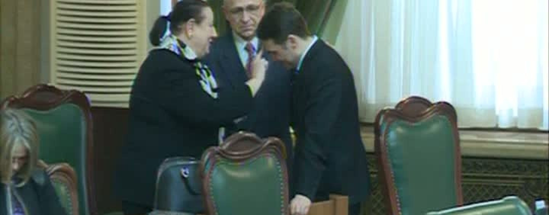 CCR: Decizia luata de Senat in cazul Dan Sova este neconstitutionala