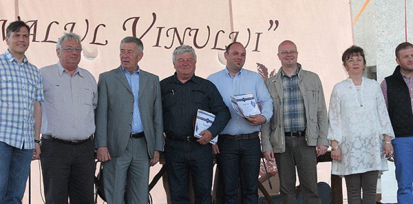 Festivalul Vinului din Satu Mare, o sarbatoare a intregului judet