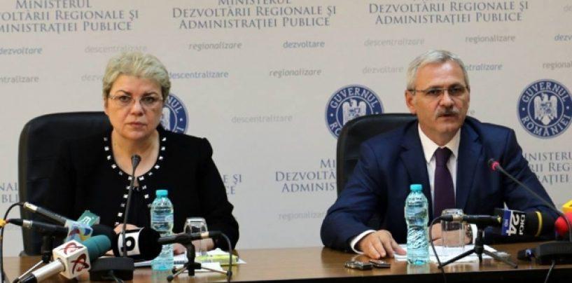 Liviu Dragnea face BILANŢUL după demisia din Guvern