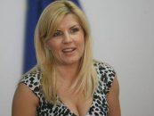 Elena Udrea: Laura Kovesi a crescut in sondaje pe spatele meu