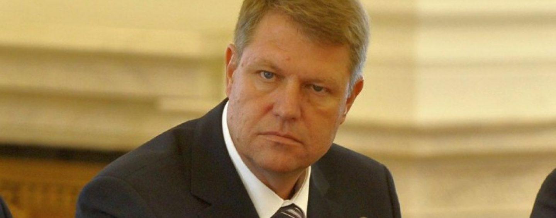Doua suspiciuni de implicare a lui Klaus Iohannis in sustinerea companiei Holzindustrie Schweighofer