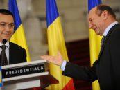 Traian Basescu: Viorel, pleaca acum! Asculta, te rog, pe unul mai batran ca tine!
