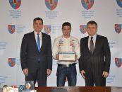Sportivii anului 2014, recompensati de Consiliul Judetean Satu Mare