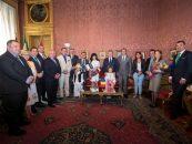 O delegatie a Consiliului  Judetean Satu Mare, la o intalnire a Comitetului Regiunilor, la Bruxelles