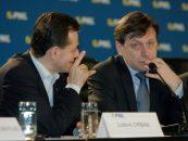 Stenograme dosarul Chiliman: Crin Antonescu, platit cu 150.000 de euro de Vlad Moisescu