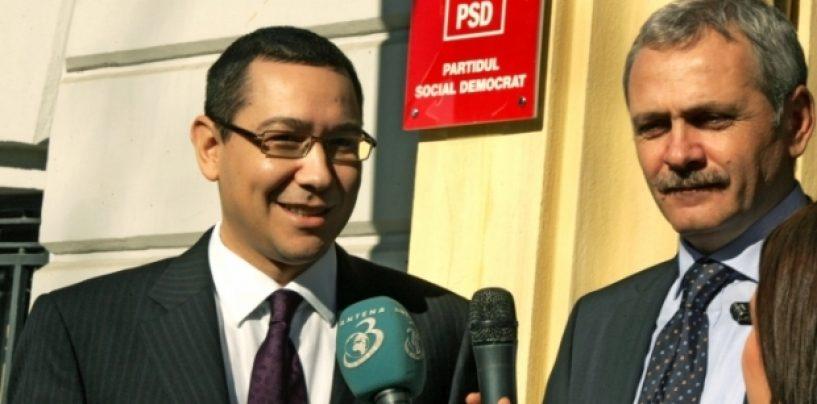 Liviu Dragnea: Cineva din PSD a tradat. Pe mine si pe Victor Ponta