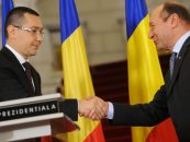 Traian Basescu: Acuzatiile DNA la adresa lui Victor Ponta sunt fortate. Cat de usor poate fi daramat un Guvern!